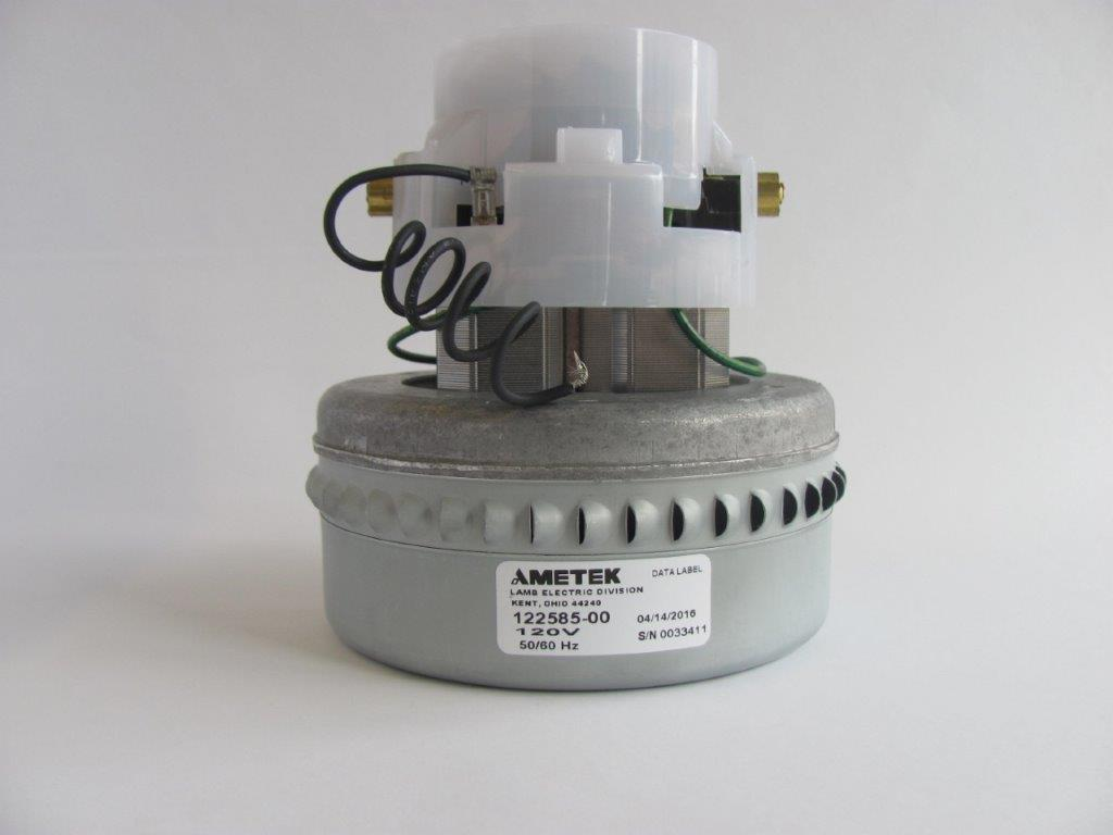 "5.7"" lamb electric brushed vacuum motor image"