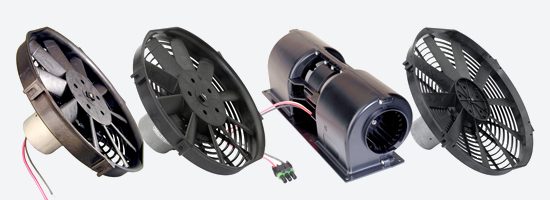 AMETEK DFS ROTORN Transportation Fand and Blowers