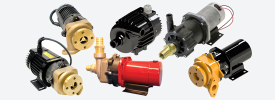 AMETEK DFS ROTRON Transportation Pumps