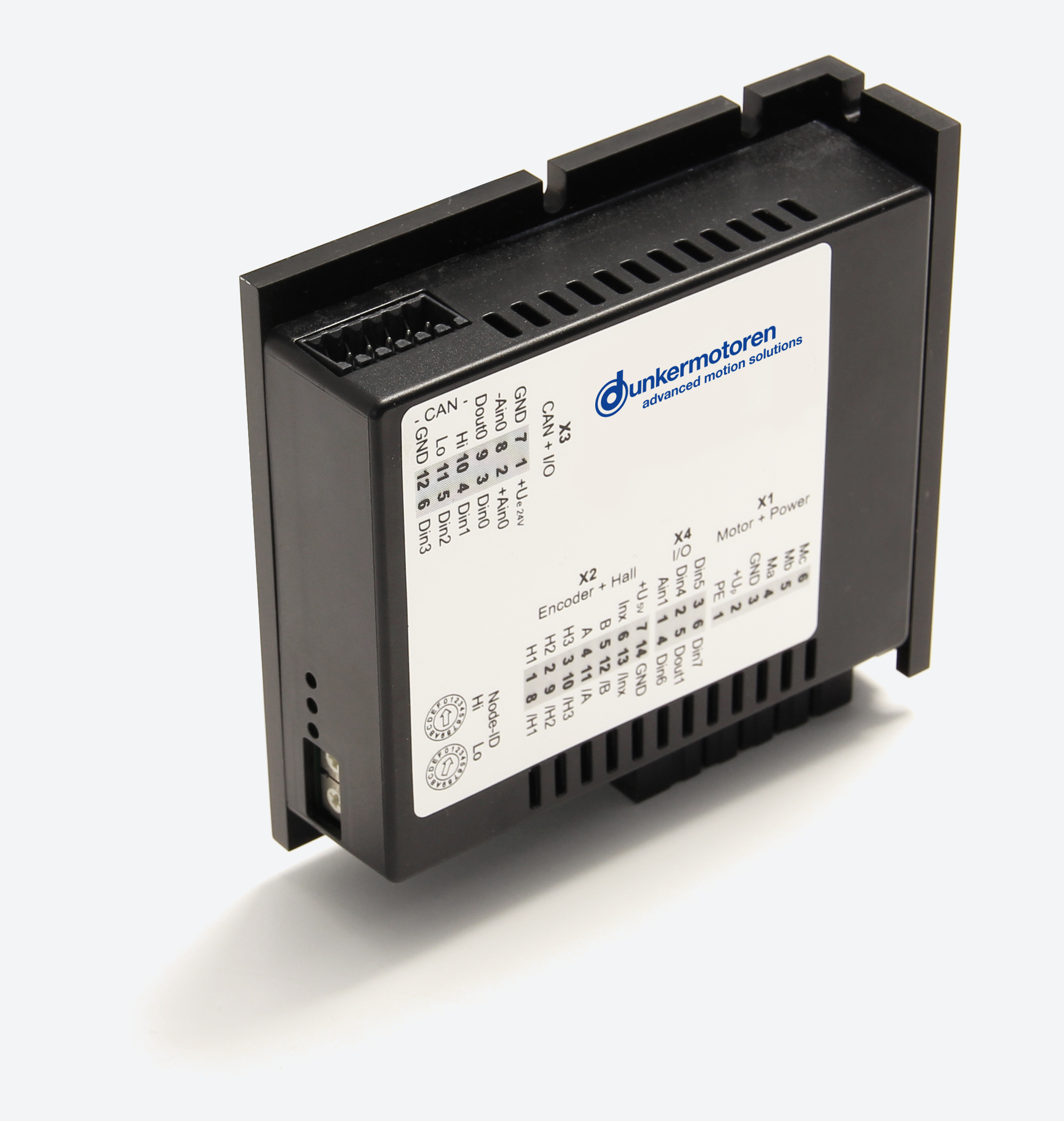 Ametek Ams Brushless Dc Motor Controller With Rpm Display Electrical Projects In Addition To Motors And Gearboxes Dunkermotoren Also Offers Controllers Gateways The Product Range Includes Electronics For Speed Control
